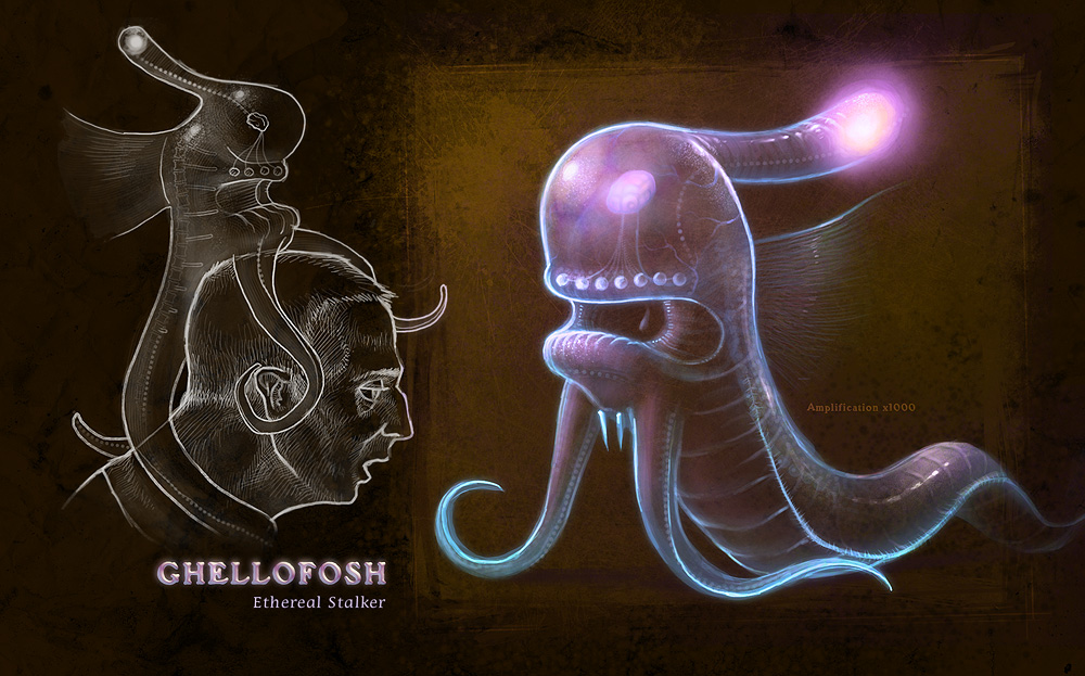C.O.W. - #060: Ethereal Stalker